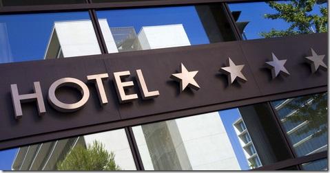 Звезды отелей