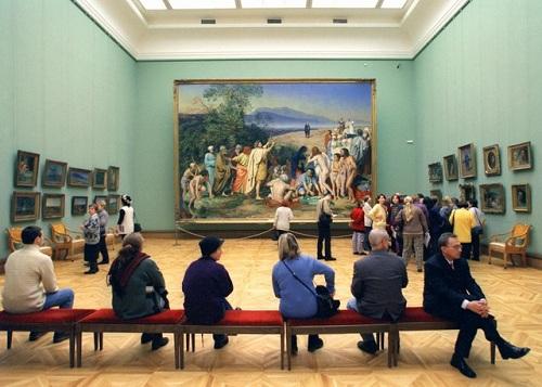 День відкритих дверей у музеях світу