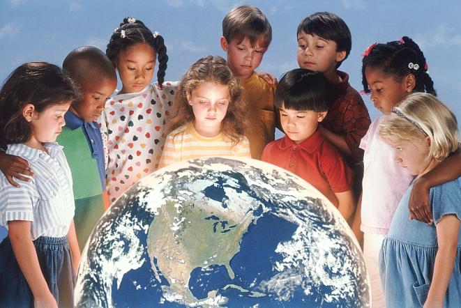 День захисту дітей всього світу